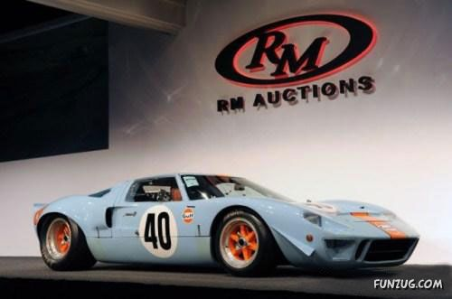 Most Expensive American Car Ever Sold At Auction