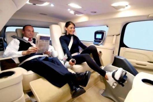 A Dream Mode Of Transportation