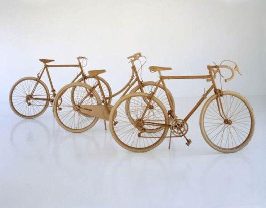Astonishing Cardboard Sculptures