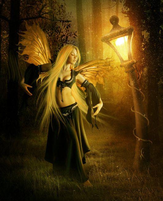 Awesome Fantasy Art by Elena Dudina