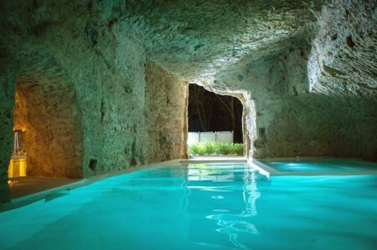 A Wonderful Private Cave House