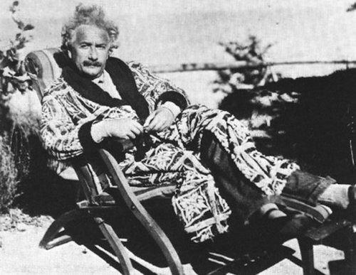 Rare Pictures Of Albert Einstein