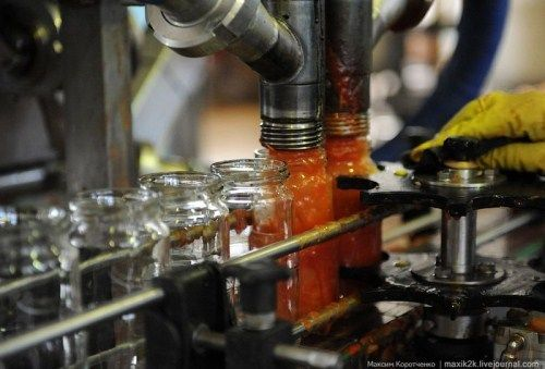 How The Canned Vegetables Are Made
