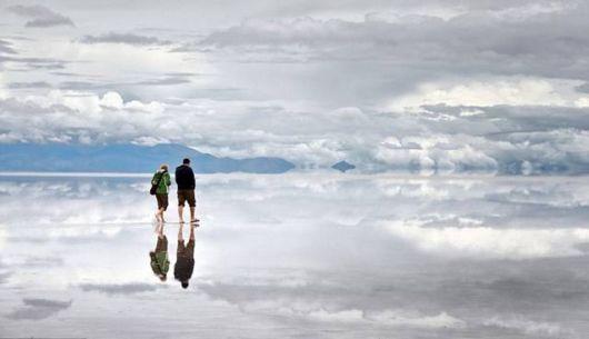 Salar de Uyuni - Worlds Largest Natural Mirrors