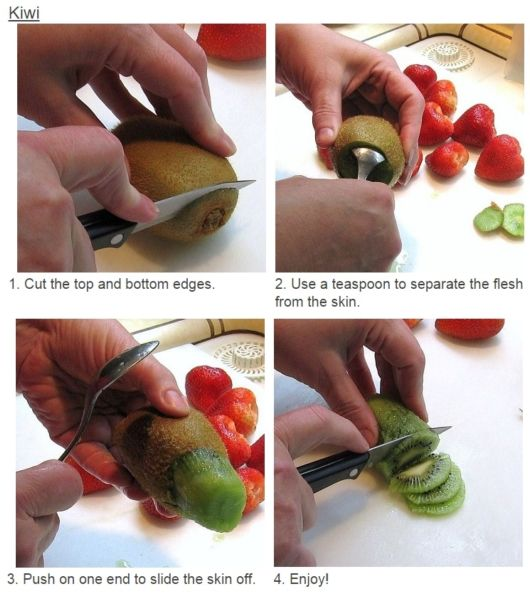 A Simple Guide To Peeling Fruits And Veggies