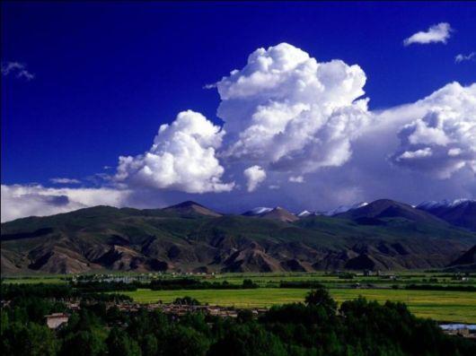The Beautiful Tibet