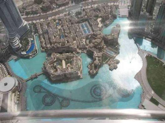 Record Choreographed Fountain Of Dubai