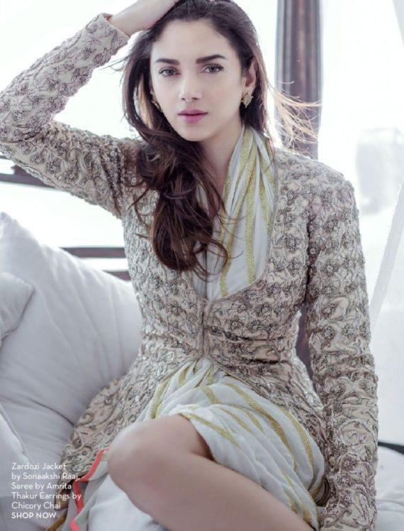 Aditi Rao Hydari Photoshoot for Fashion Magazine