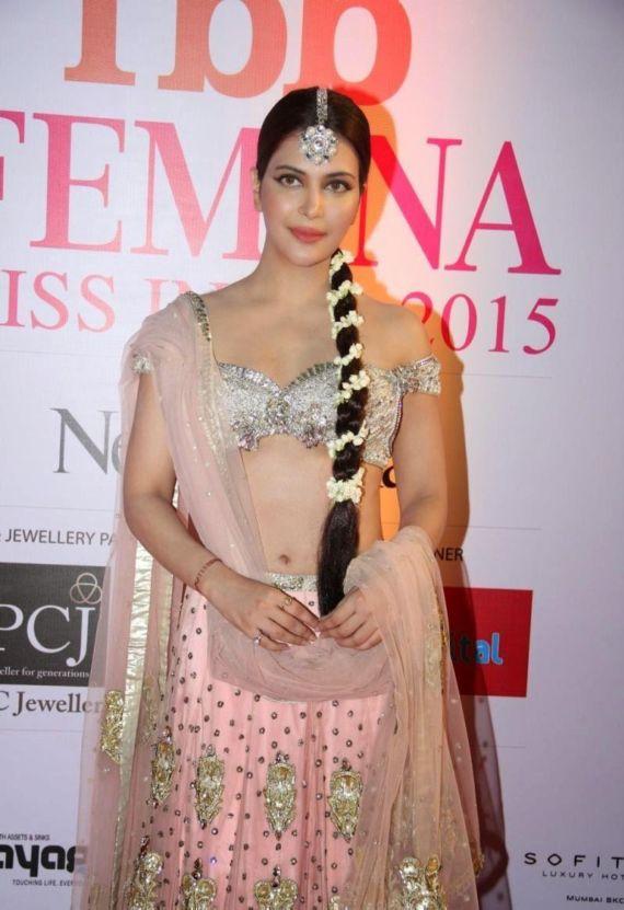 Ankita Shorey On Femina Miss India Red Carpet