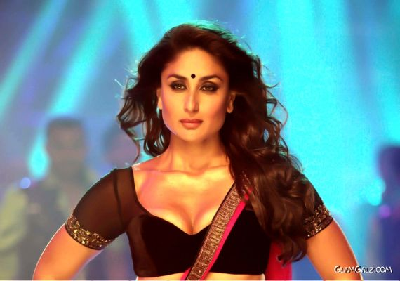 Kareena Kapoor For Halkat Jawani