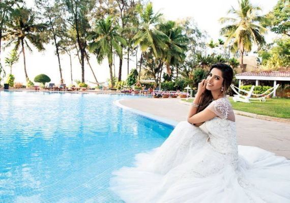 Manasvi Mamgai Photoshoot for Femina Wedding Times Magazine