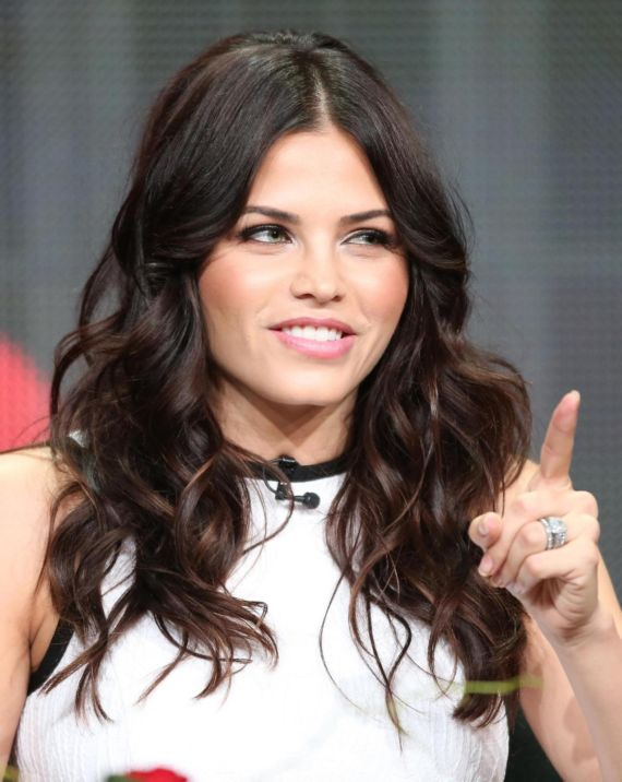 Jenna Dewan-Tatum At Panel Of Witches Of East End