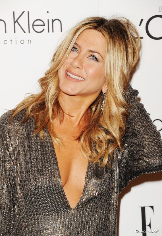 Gorgeous Jennifer Aniston At An Event
