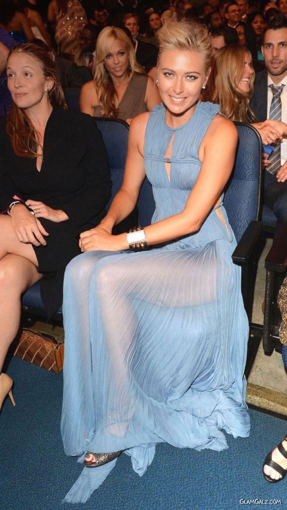 Maria Sharapova At The ESPY Awards