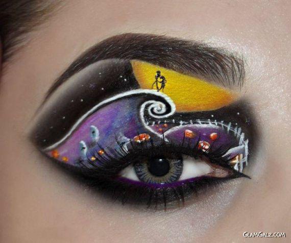 Superb Eyes Makeup For Women