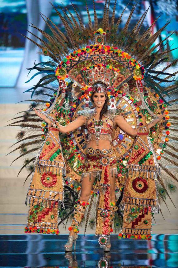 Unusual Miss Universe Costumes
