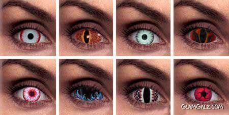 Stylish Fashionable Eye Lenses