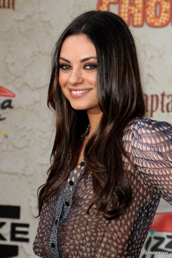 Mila Kunis Is This Guys Choice