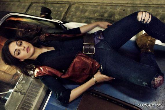 Mila Kunis For Interview Magazine