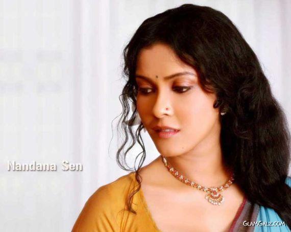 Click to Enlarge - Hottest Nandana Sen Wallpapers