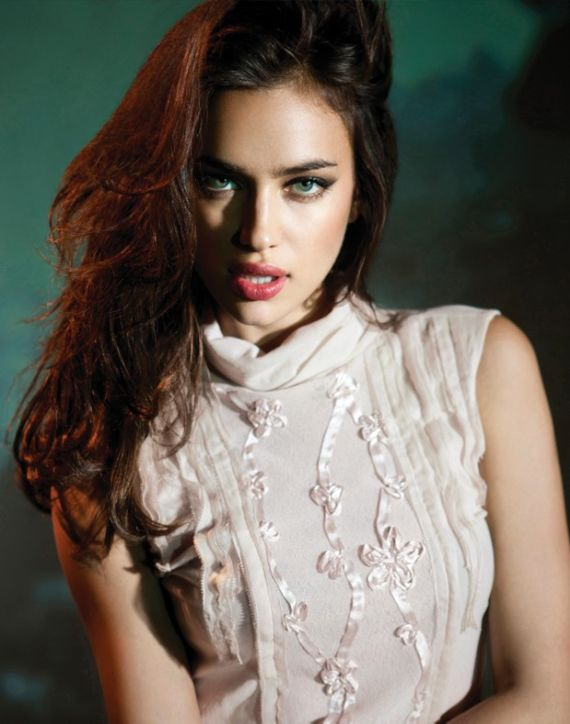 Irina Shayk For La Clover Photoshoot