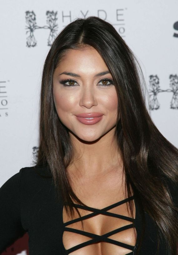Arianny Celeste At UFC After Party At Foxtail
