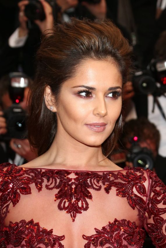 Cheryl Cole At The Jimmy P Premiere