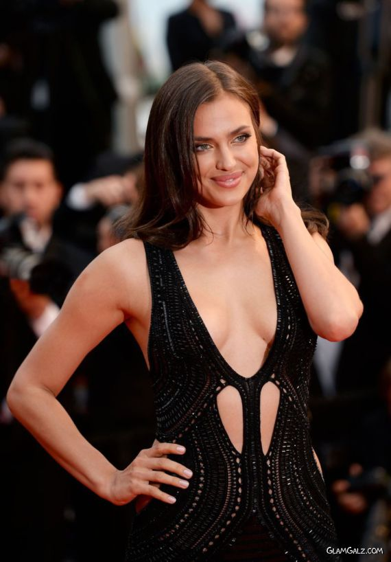 Irina Shayk At All Is Lost Premiere In Cannes