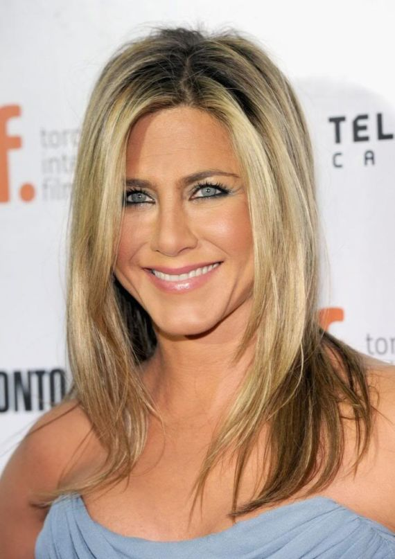 Jennifer Aniston At Life Of Crime Premiere