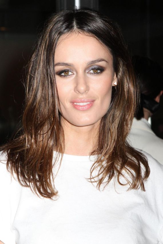 Nicole Trunfio At Movie Jobs Premiere