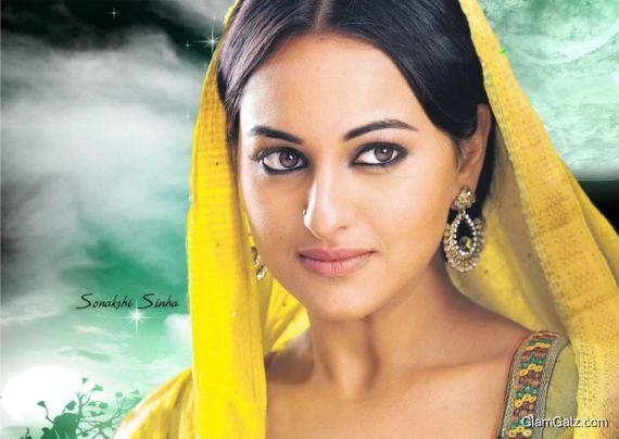 Beautiful Sonakshi Sinha Wallpapers