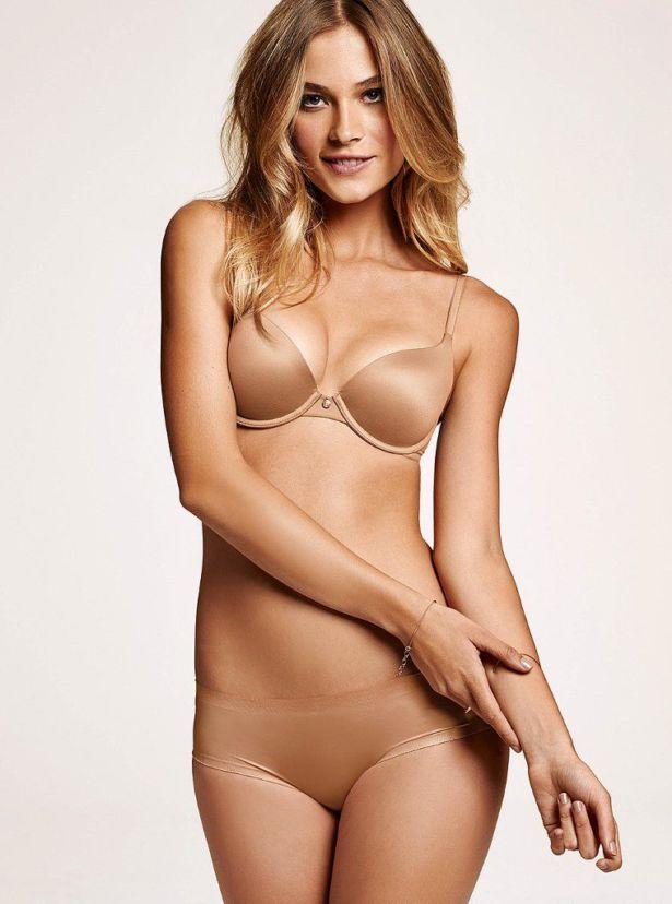 Barbara di Creddo For Victorias Secret 2014