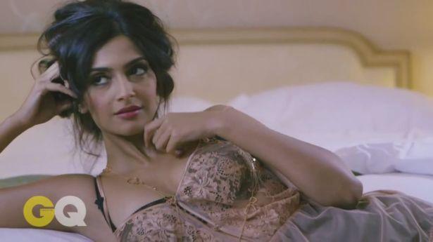 Sonam Kapoor Shoots For GQ Magazine