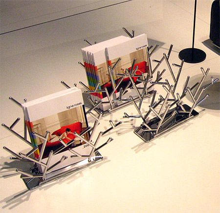 Coolest Magazine Holders And Racks