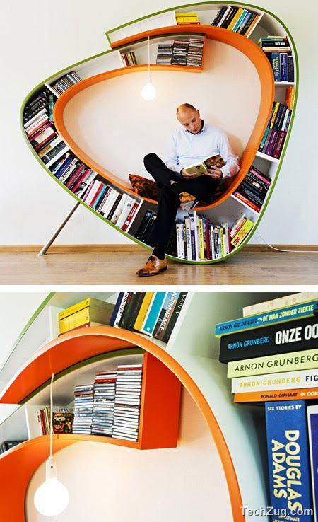 Most Creative Furniture Inspired By Books