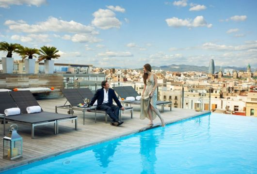 Luxury Grand Hotel Central, Barcelona